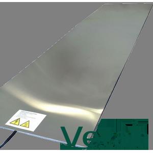 металлическая плоская нагревательная панель